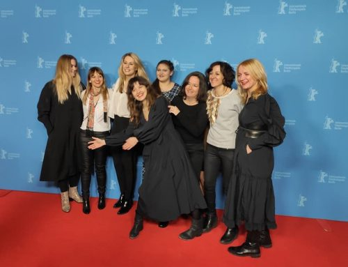 The Earth is Blue as an Orange — Berlinale Premiere